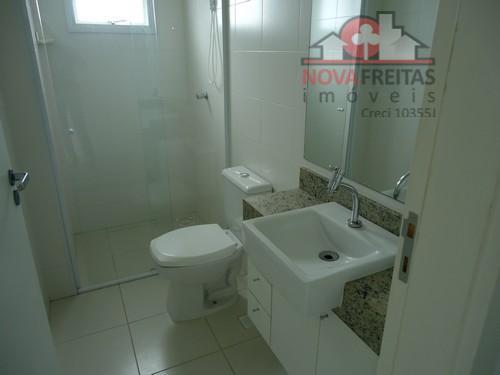 Apartamento de 3 dormitórios à venda em Jardim Aruan, Caraguatatuba - SP