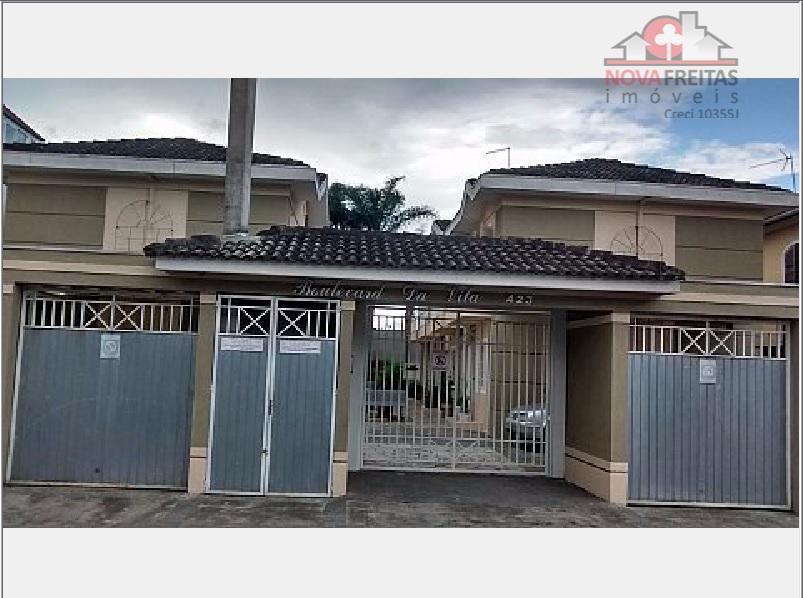 Sobrado de 2 dormitórios à venda em Vila Industrial, São José Dos Campos - SP