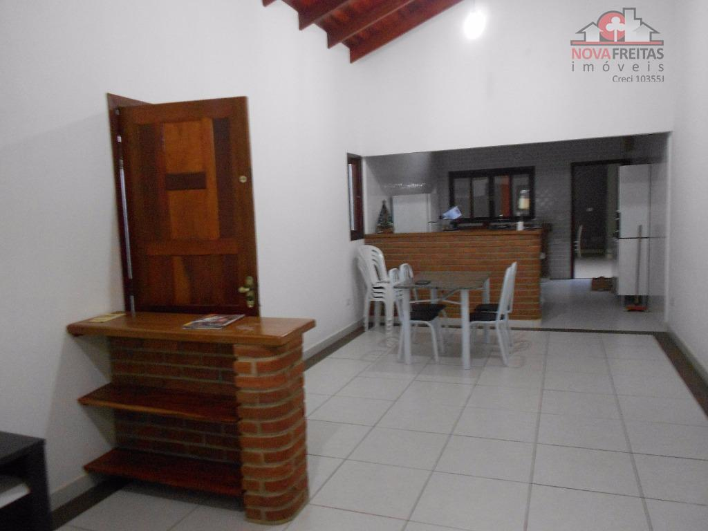 Casa de 3 dormitórios à venda em Sumaré, Caraguatatuba - SP