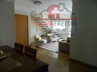 Cobertura de 4 dormitórios à venda em Vila Ema, São José Dos Campos - SP