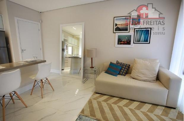 Apartamento de 1 dormitório em Jardim Aquarius, São José Dos Campos - SP