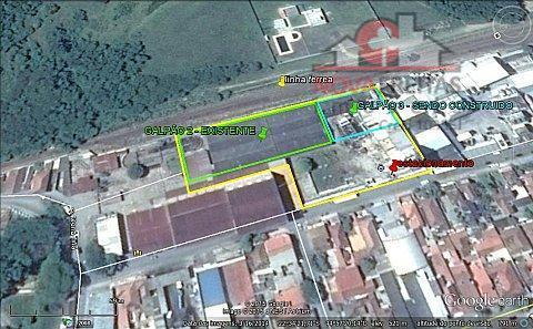 Galpão comercial para locação, Vila Canevari, Cruzeiro.