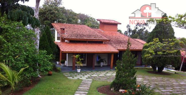 Chácara  residencial à venda, Chácaras Condomínio Recanto Pássaros II, Jacareí.