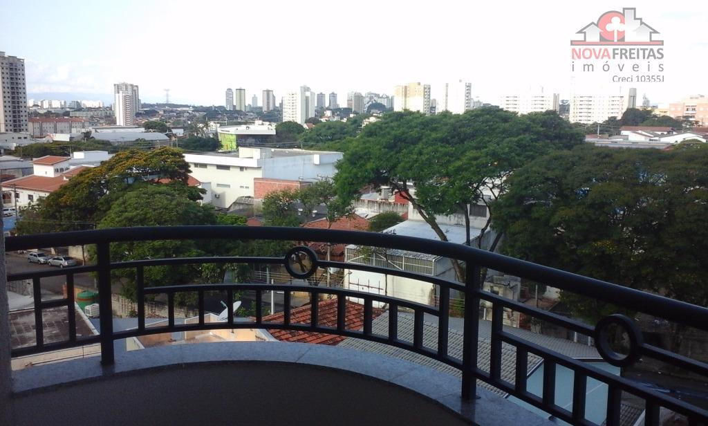 Apartamento residencial à venda, Parque Industrial, São José dos Campos - AP1778.