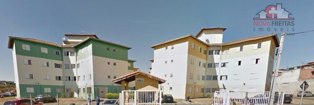 Apartamento de 2 dormitórios à venda em Conjunto Residencial Galo Branco, São José Dos Campos - SP