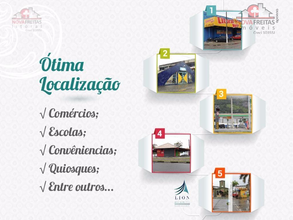 Apartamento de 2 dormitórios à venda em Martim De Sá, Caraguatatuba - SP