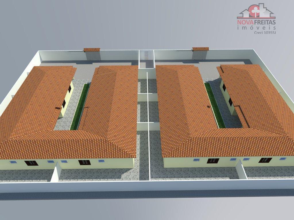 Casa de 2 dormitórios à venda em Martim De Sá, Caraguatatuba - SP