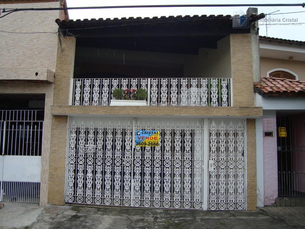 Casa residencial à venda, Parque Santa Teresa, Carapicuíba - CA0013.