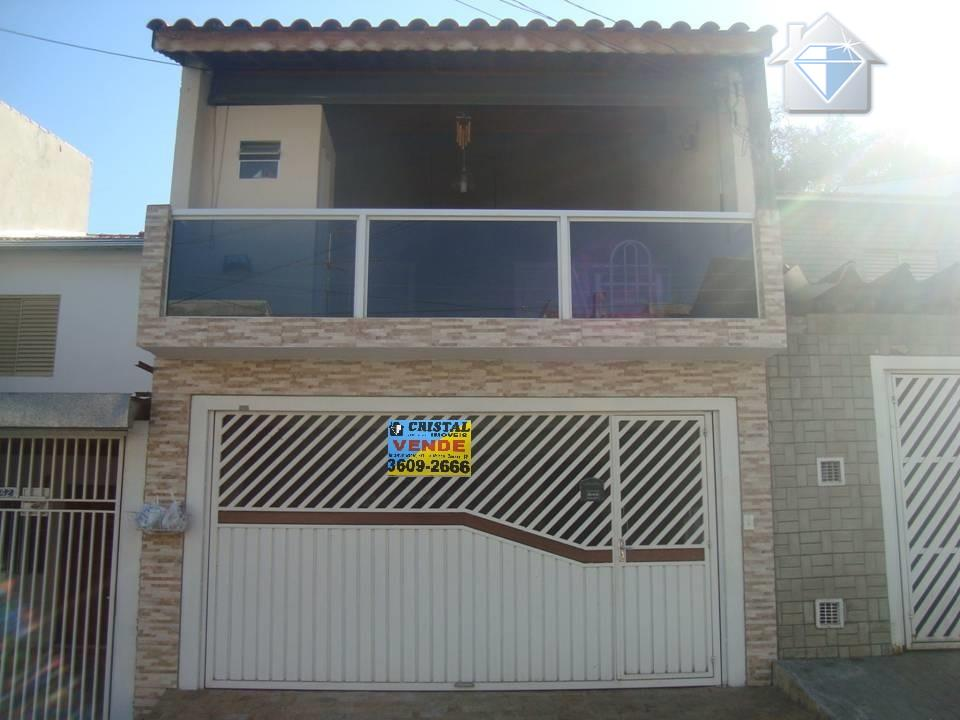 Casa residencial à venda, Metalúrgicos, Osasco - CA0721.