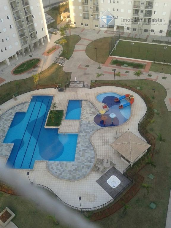Apartamento residencial à venda, Umuarama, Osasco - AP0557.
