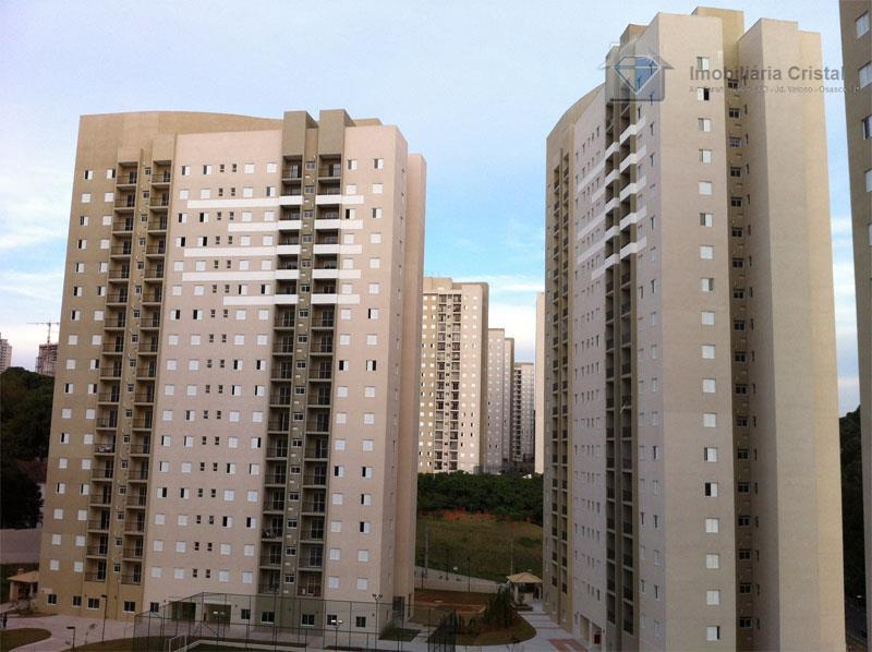 Apartamento residencial à venda, Umuarama, Osasco - AP0478.