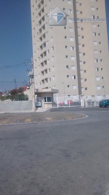 Apartamento residencial à venda, Chácaras Maria Inês, Santana de Parnaíba.