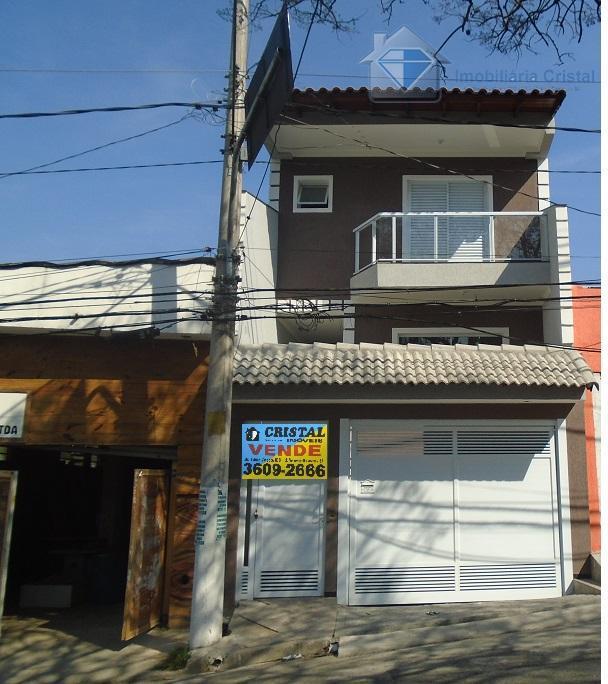 Sobrado residencial à venda, Bandeiras, Osasco.