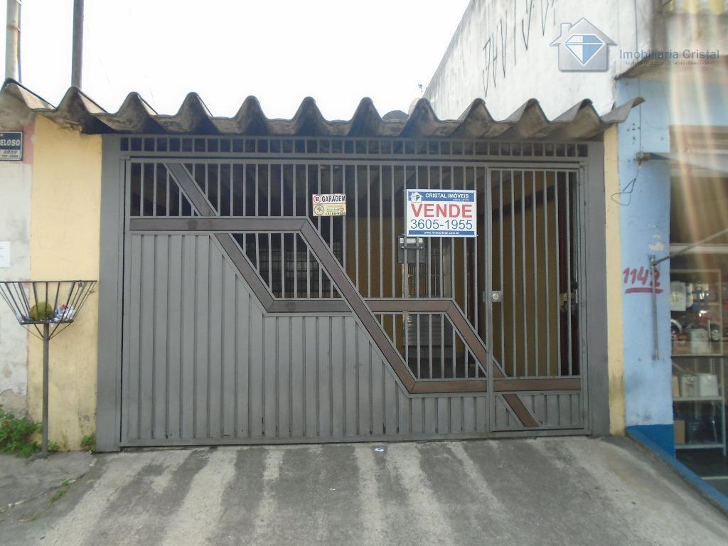 Casa residencial à venda, Jardim Veloso, Osasco.