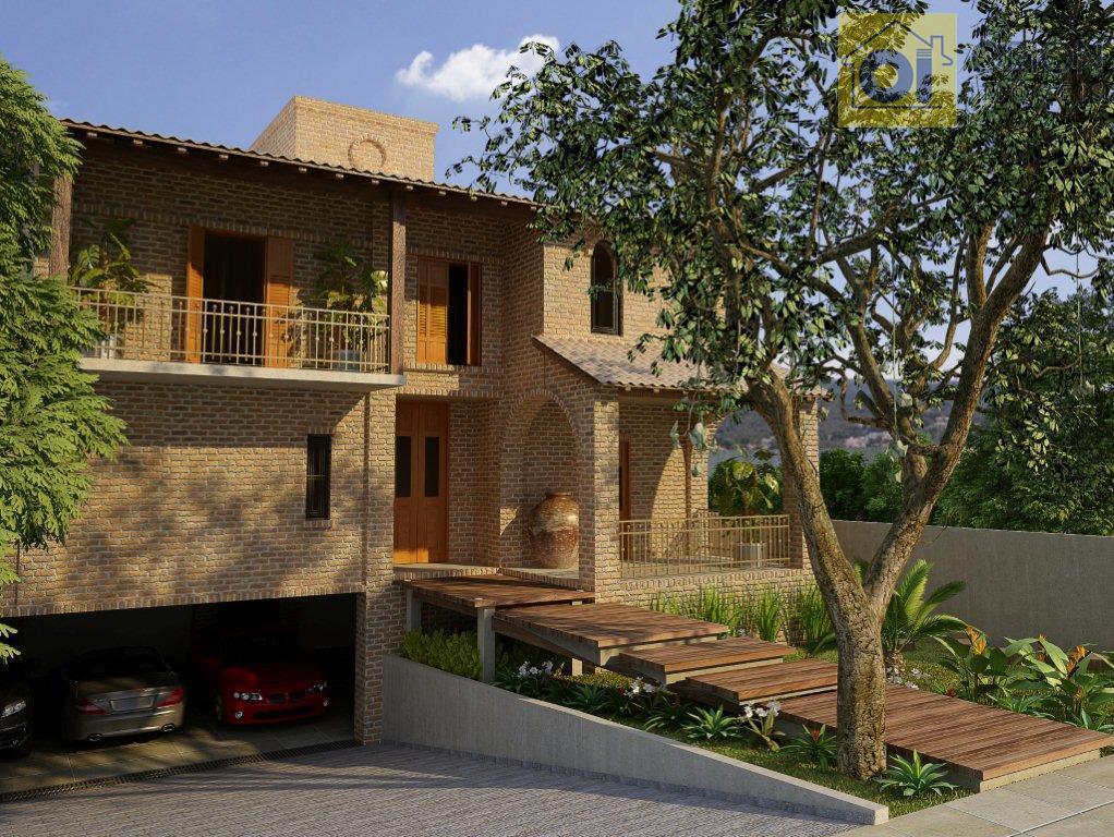 Casa residencial para venda e locação, Residencial Morada dos Lagos, Barueri