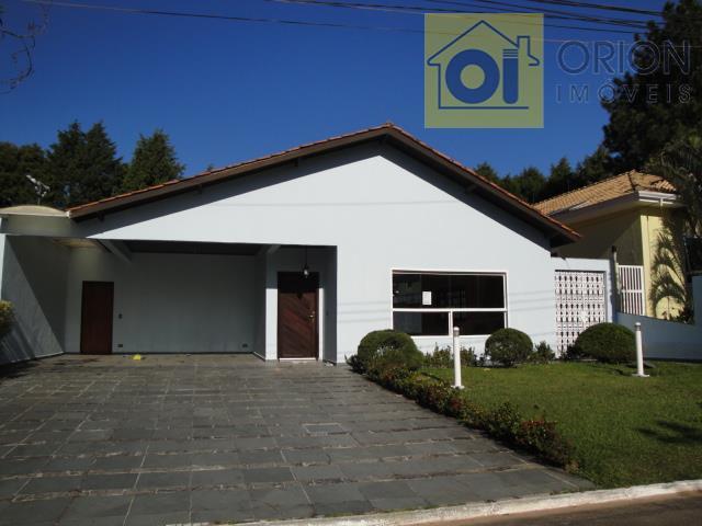 Casa  residencial para venda e locação, Morada das Flores (Aldeia da Serra), Santana de Parnaíba.