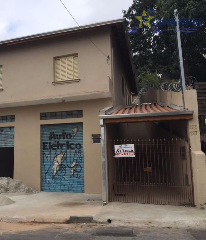Casa  residencial para locação, Vila Santa Edwiges, São Paulo.