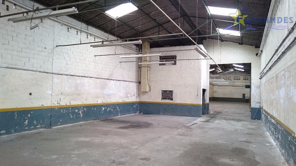 Galpão comercial para locação, Vila Jaguara, São Paulo.
