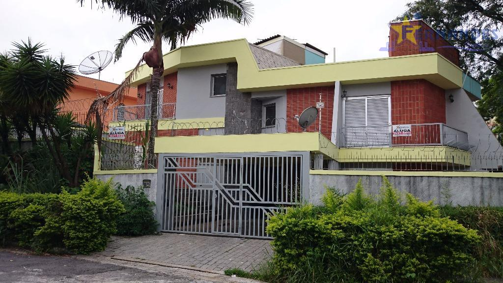 Sobrado residencial para locação, Parque São Domingos, São Paulo.