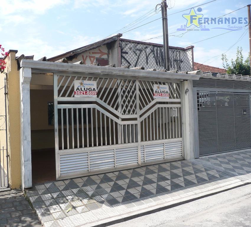 Sobrado residencial para locação, Vila Jaguara, São Paulo.