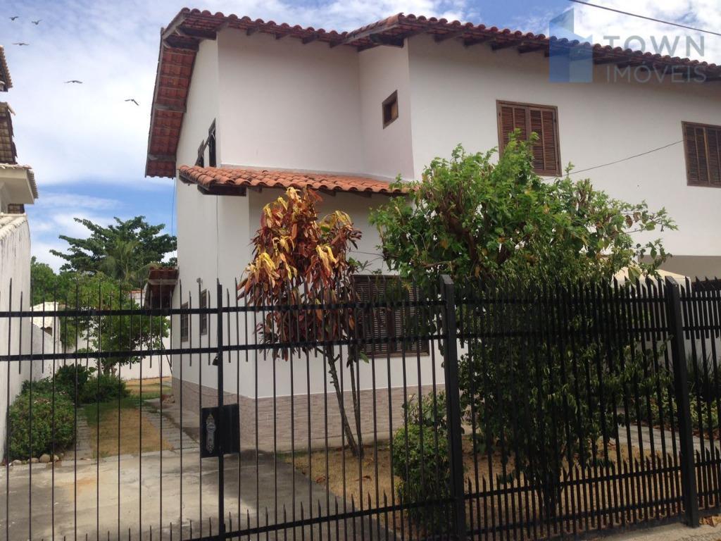 Casa com 3 dormitórios para alugar, 100 m² por R$ 2.800/mês - Camboinhas - Niterói/RJ