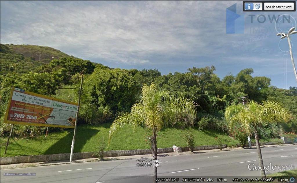 Área residencial à venda, Pendotiba, Niterói.
