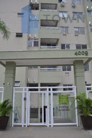 Apartamento com 2 dormitórios à venda Condomínio portal do verde , 58 m² por R$ 270.000 - Badu - Niterói/RJ