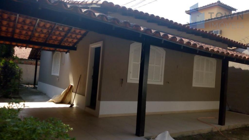 Casa com 3 dormitórios para alugar, 100 m² por R$ 2.000/mês - Loteamento Maravista - Niterói/RJ