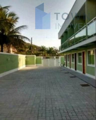 Flat com 1 dormitório à venda, 43 m² por R$ 210.000,00 - Itaipu - Niterói/RJ