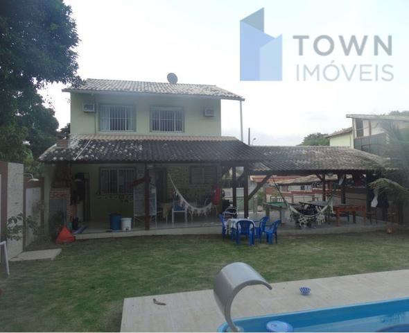 Casa com 4 dormitórios à venda por R$ 580.000 - Engenho do Mato - Niterói/RJ