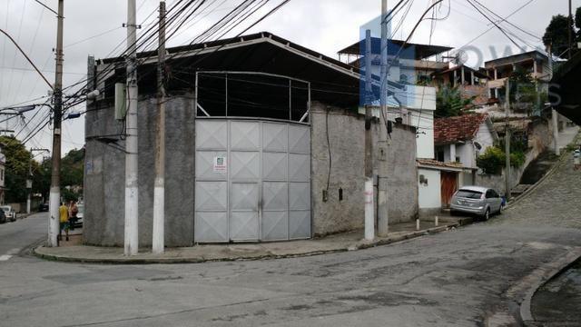 Galpão à venda, 900 m² por R$ 3.200.000 - Engenhoca - Niterói/RJ