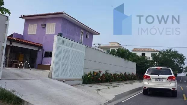 Casa com 4 dormitórios à venda, 360 m² por R$ 1.300.000 - Piratininga - Niterói/RJ