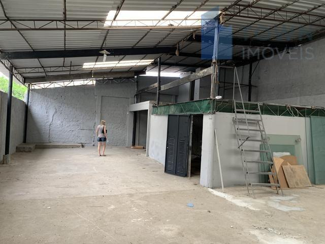 Galpão à venda, 200 m² - Fonseca - Niterói/RJ