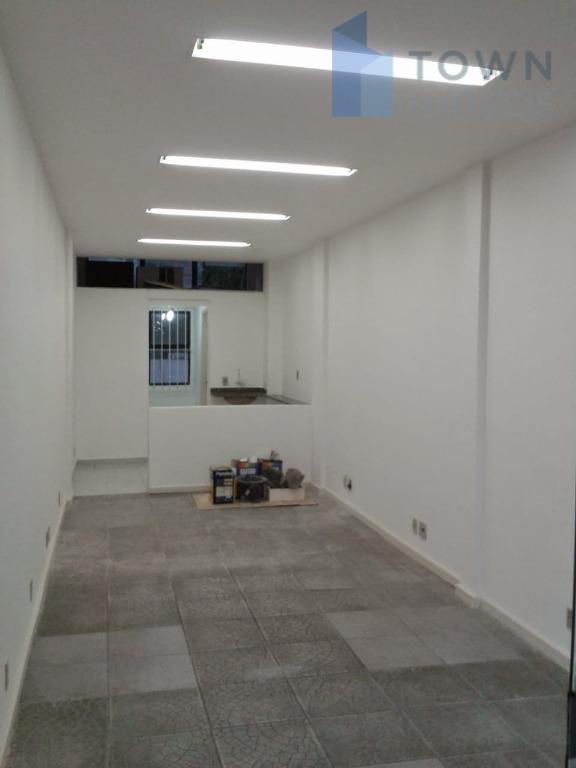 Sala à venda shopping las palmas, 35 m² por R$ 160.000 - Piratininga - Niterói/RJ