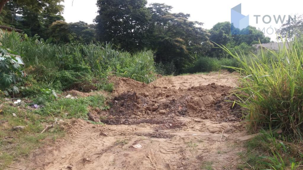 Terreno à venda, 600 m² por R$ 400.000 - Itaipu - Niterói/RJ