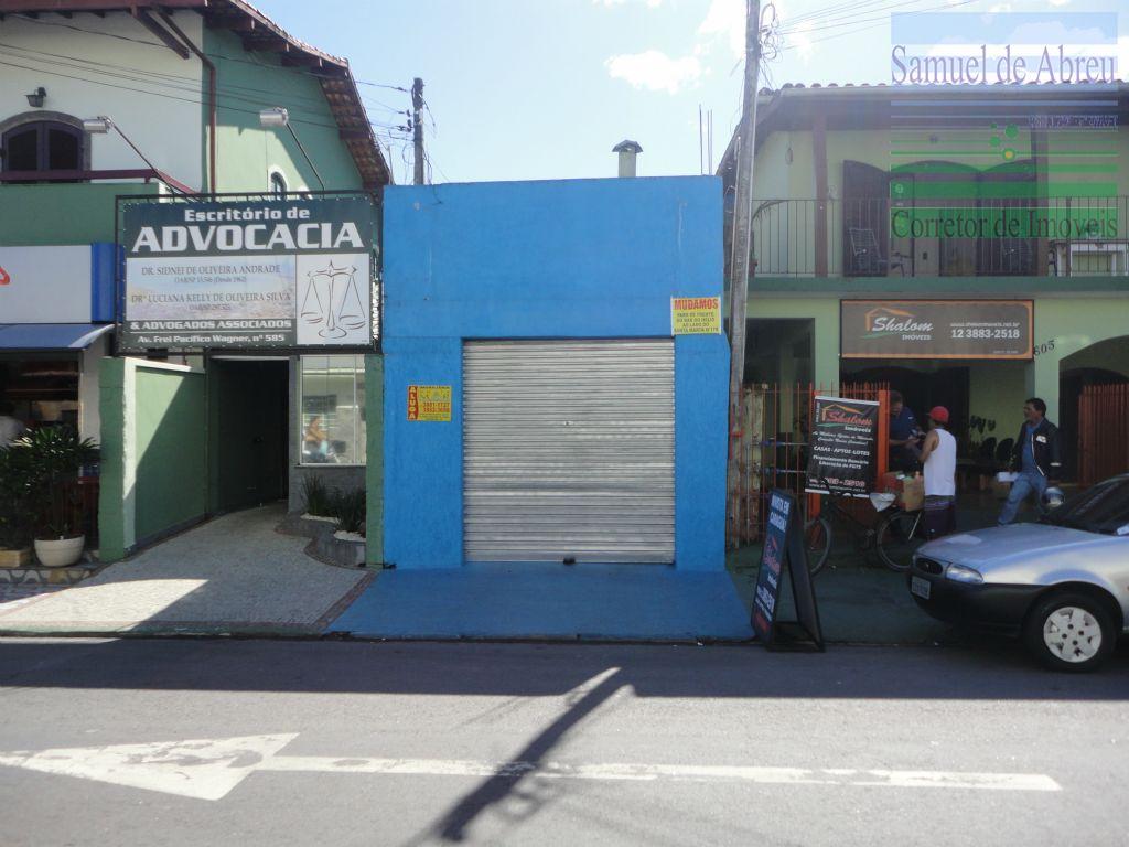Salão comercial para locação, Centro, Caraguatatuba.