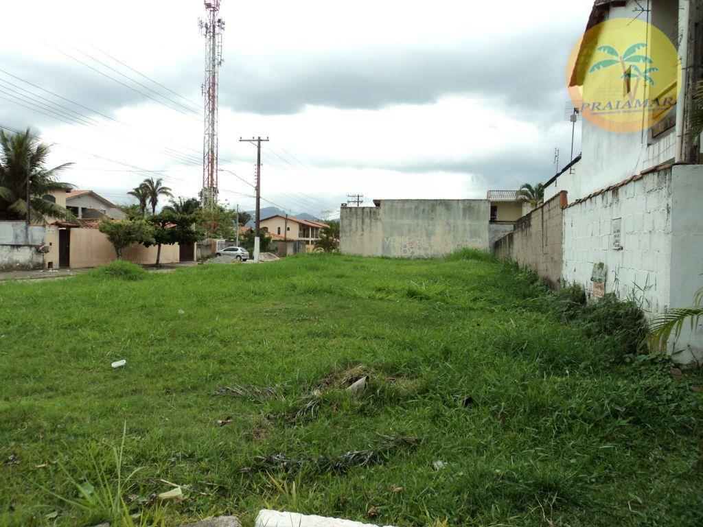 Terreno residencial à venda, Porto Novo, Caraguatatuba.