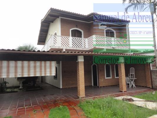 Sobrado  residencial para venda e locação, Jardim Britânia, Caraguatatuba.