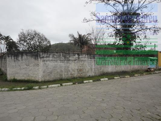 Terreno  residencial à venda, Sumaré, Caraguatatuba.