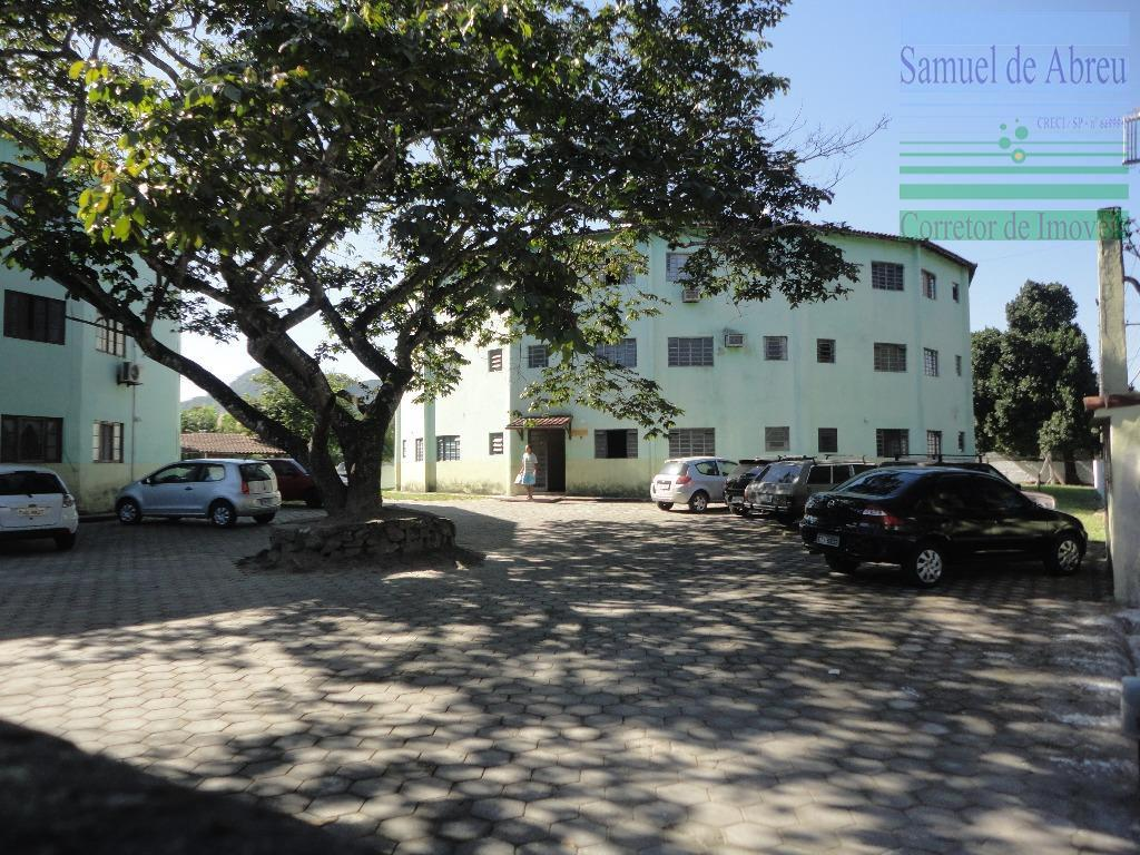 Kitnet  residencial à venda, Martim de Sá, Caraguatatuba.