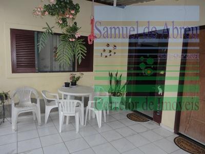 Casa  residencial à venda, Jardim Olaria, Caraguatatuba.