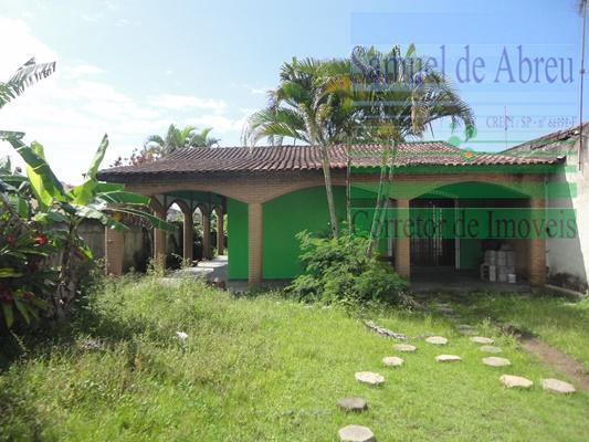 Casa residencial para venda e locação, Martim de Sá, Caraguatatuba.