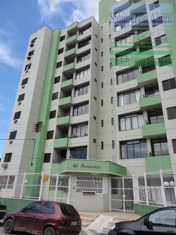Apartamento residencial à venda, Centro, Caraguatatuba.