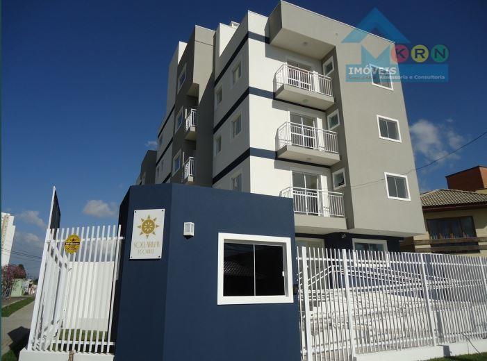 Apartamento residencial à venda, Cidade Industrial, Curitiba.