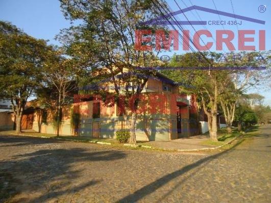 Casa residencial à venda, Rio Branco, São Leopoldo - CA1481.