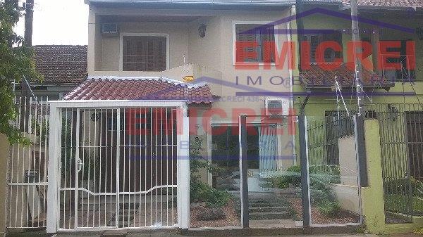 Sobrado Residencial à venda, Fião, São Leopoldo - SO0321.