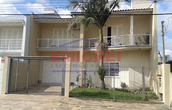 Casa residencial à venda, Pinheiro, São Leopoldo - CA1480.