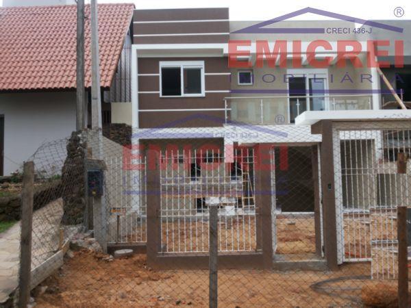 Sobrado Residencial à venda, São José, São Leopoldo - SO0251.