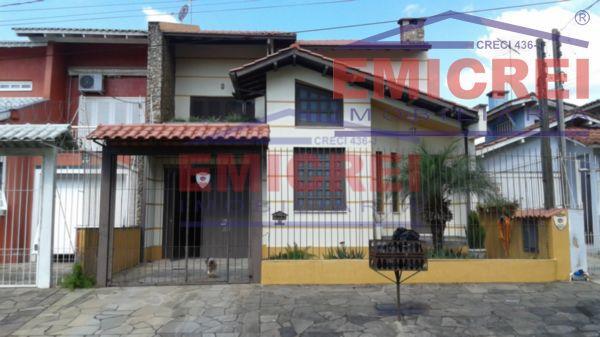 Sobrado Residencial à venda, São José, São Leopoldo - SO0261.