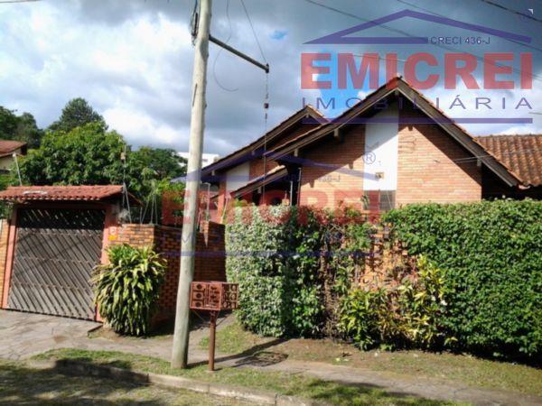 Casa Residencial à venda, Pinheiro, São Leopoldo - CA0535.